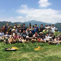 5月31日田植えイベントの様子
