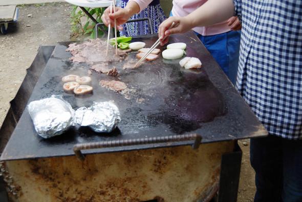 8月6日(日)BBQイベント開催します