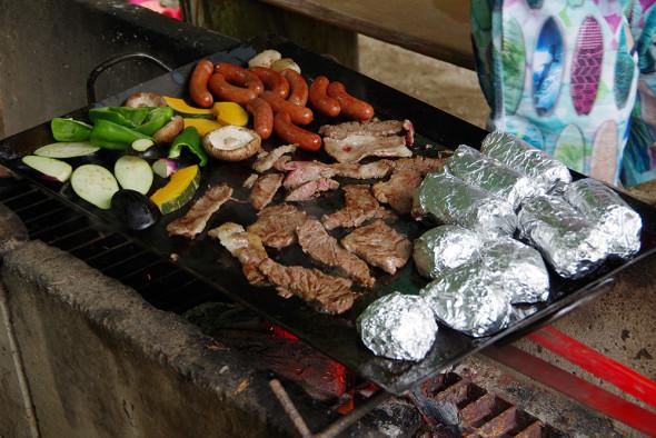 7月28日(日)ジャガイモ掘り&BBQイベント開催